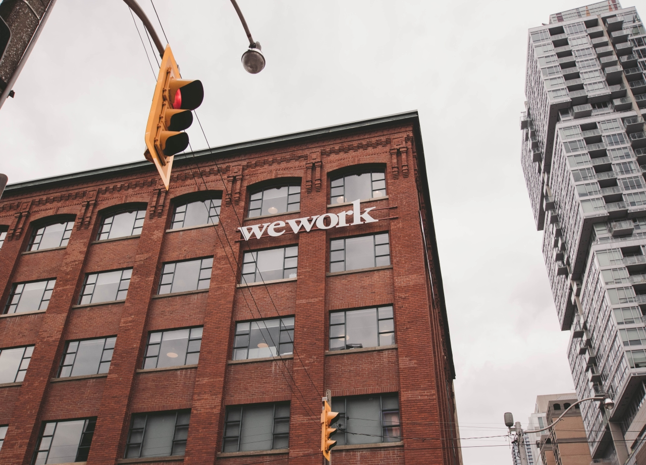 « Worked out » WeWork